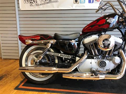 2004 Harley-Davidson Sportster® XL 1200 Roadster in South Charleston, West Virginia - Photo 3