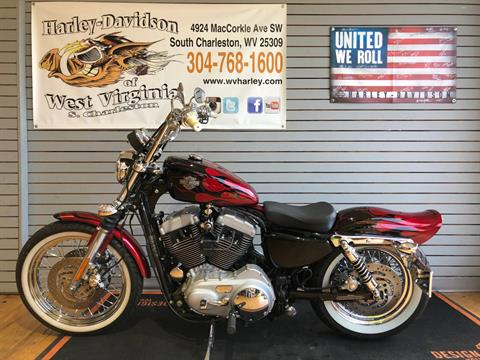 2004 Harley-Davidson Sportster® XL 1200 Roadster in South Charleston, West Virginia - Photo 4