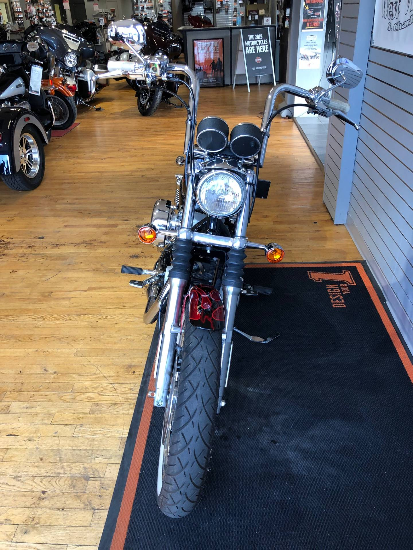 2004 Harley-Davidson Sportster® XL 1200 Roadster in South Charleston, West Virginia - Photo 7