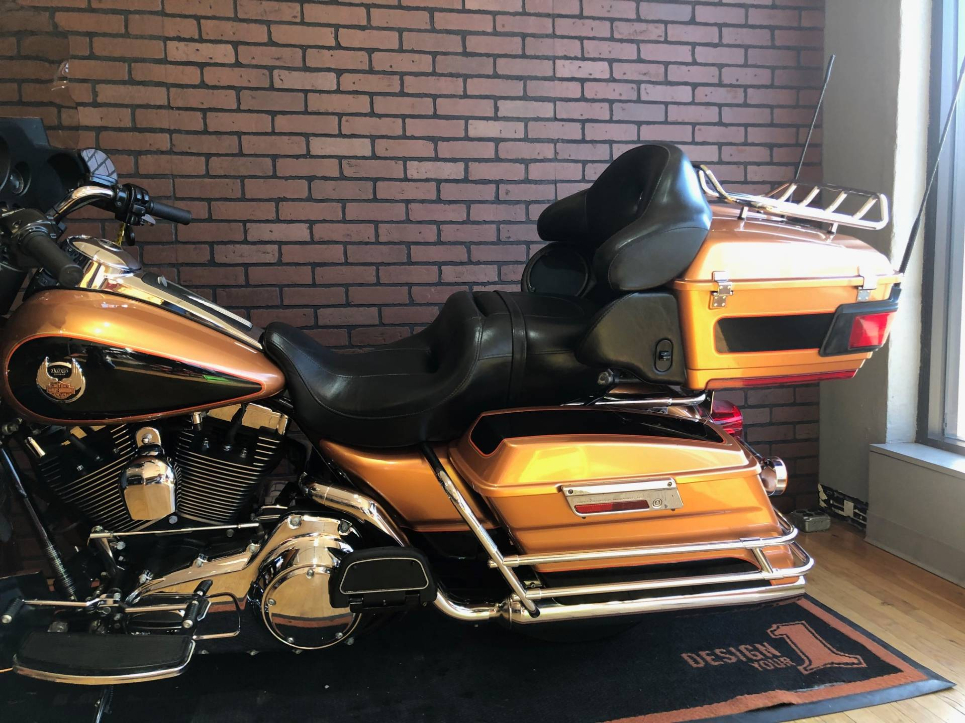 2008 Harley-Davidson Ultra Classic® Electra Glide® in South Charleston, West Virginia - Photo 6