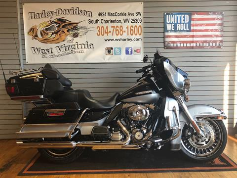2013 Harley-Davidson Electra Glide® Ultra Limited in South Charleston, West Virginia - Photo 1