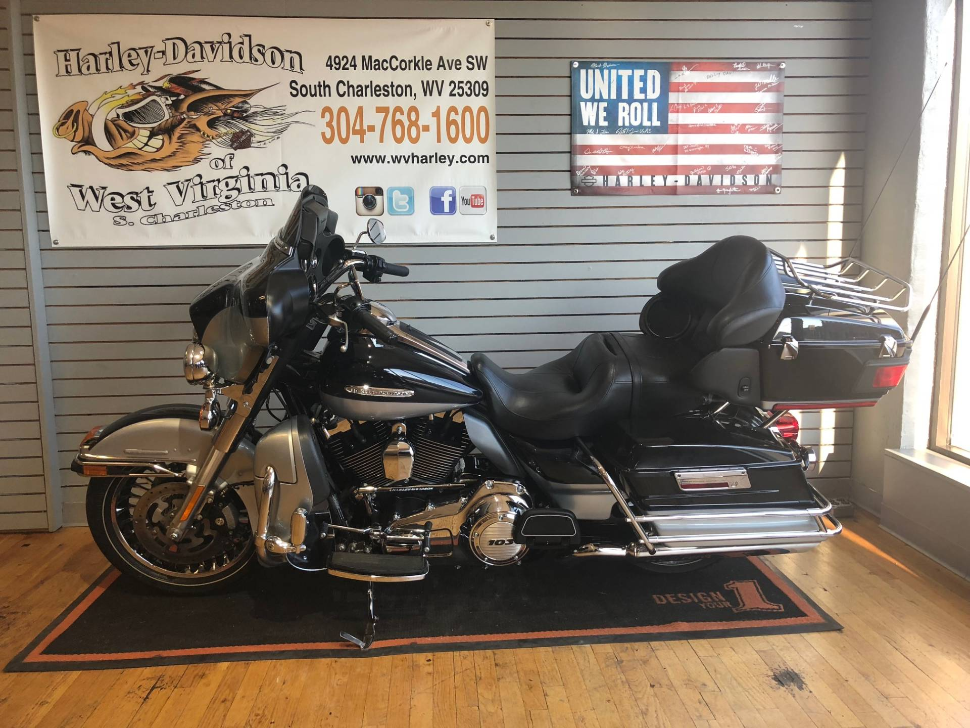 2013 Harley-Davidson Electra Glide® Ultra Limited in South Charleston, West Virginia - Photo 4
