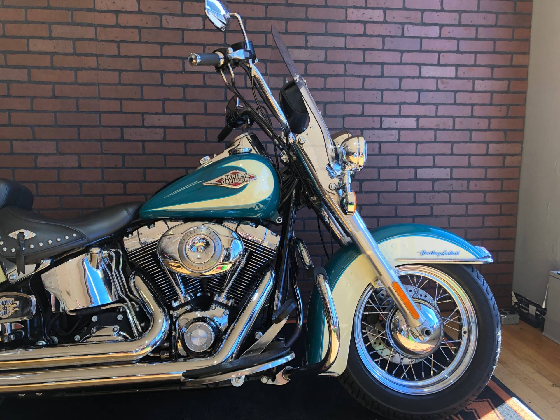 2009 Harley-Davidson Heritage Softail® Classic in South Charleston, West Virginia - Photo 5