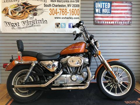 2000 Harley-Davidson XLH Sportster® 883 in South Charleston, West Virginia - Photo 1