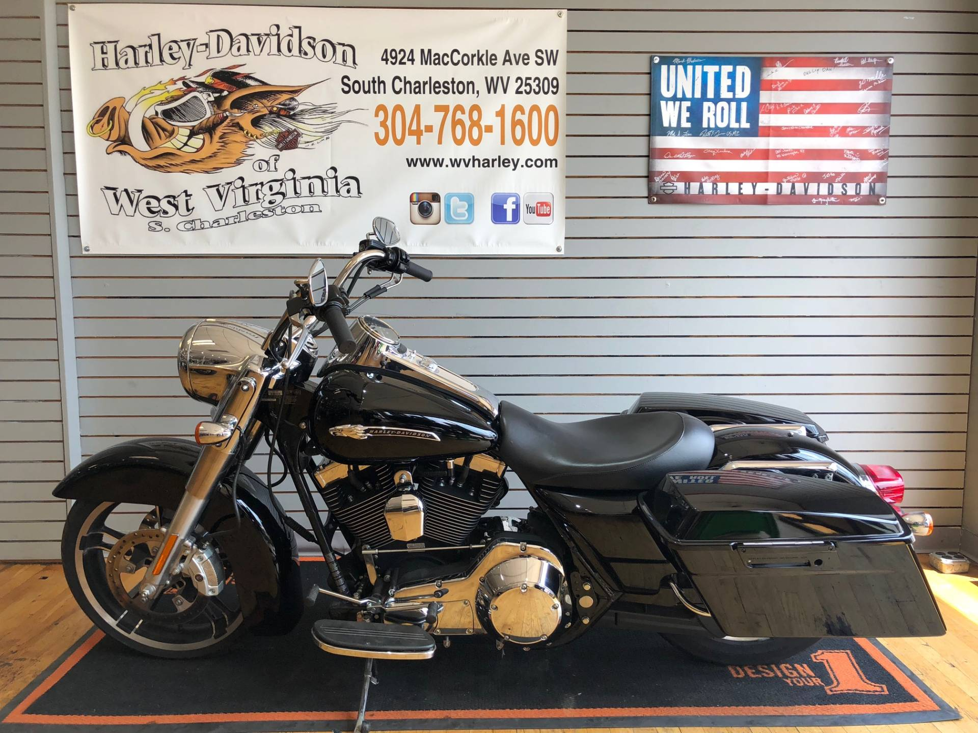 2006 Harley-Davidson Electra Glide® Police in South Charleston, West Virginia - Photo 4
