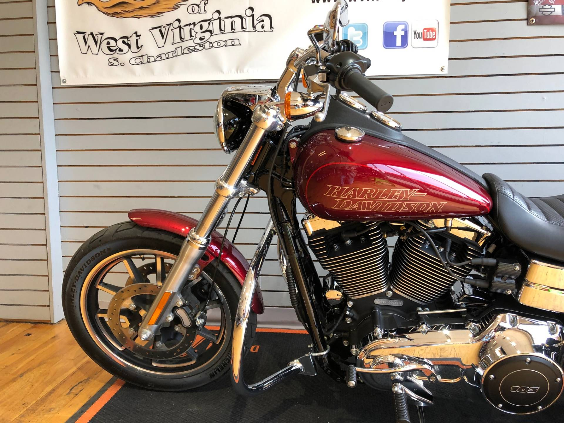 2017 Harley-Davidson Low Rider® in South Charleston, West Virginia - Photo 5