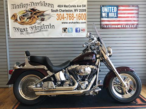 2006 Harley-Davidson Fatboy in South Charleston, West Virginia - Photo 1