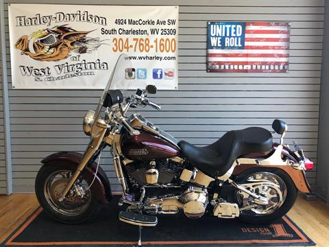 2006 Harley-Davidson Fatboy in South Charleston, West Virginia - Photo 4