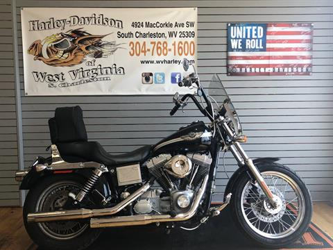 2003 Harley-Davidson FXD Dyna Super Glide® in South Charleston, West Virginia - Photo 1