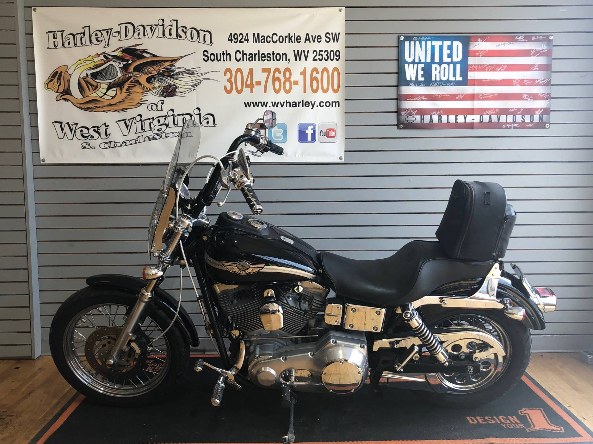 2003 Harley-Davidson FXD Dyna Super Glide® in South Charleston, West Virginia - Photo 4