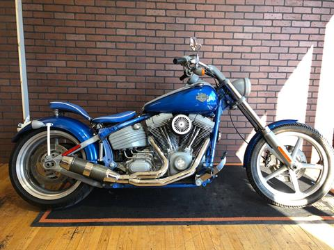 2008 Harley-Davidson Softail® Rocker™ in South Charleston, West Virginia - Photo 1