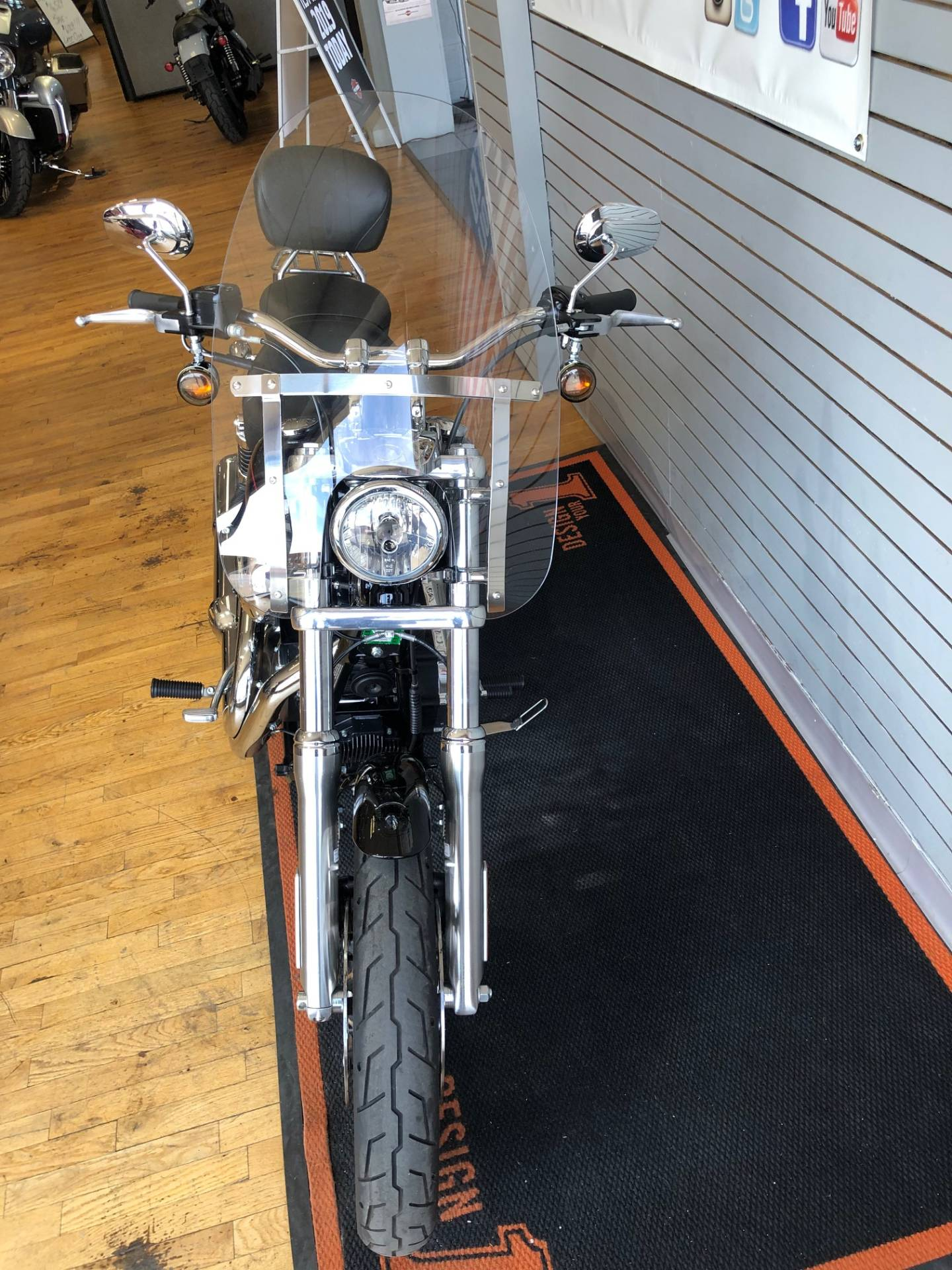 2015 Harley-Davidson Low Rider® in South Charleston, West Virginia - Photo 7