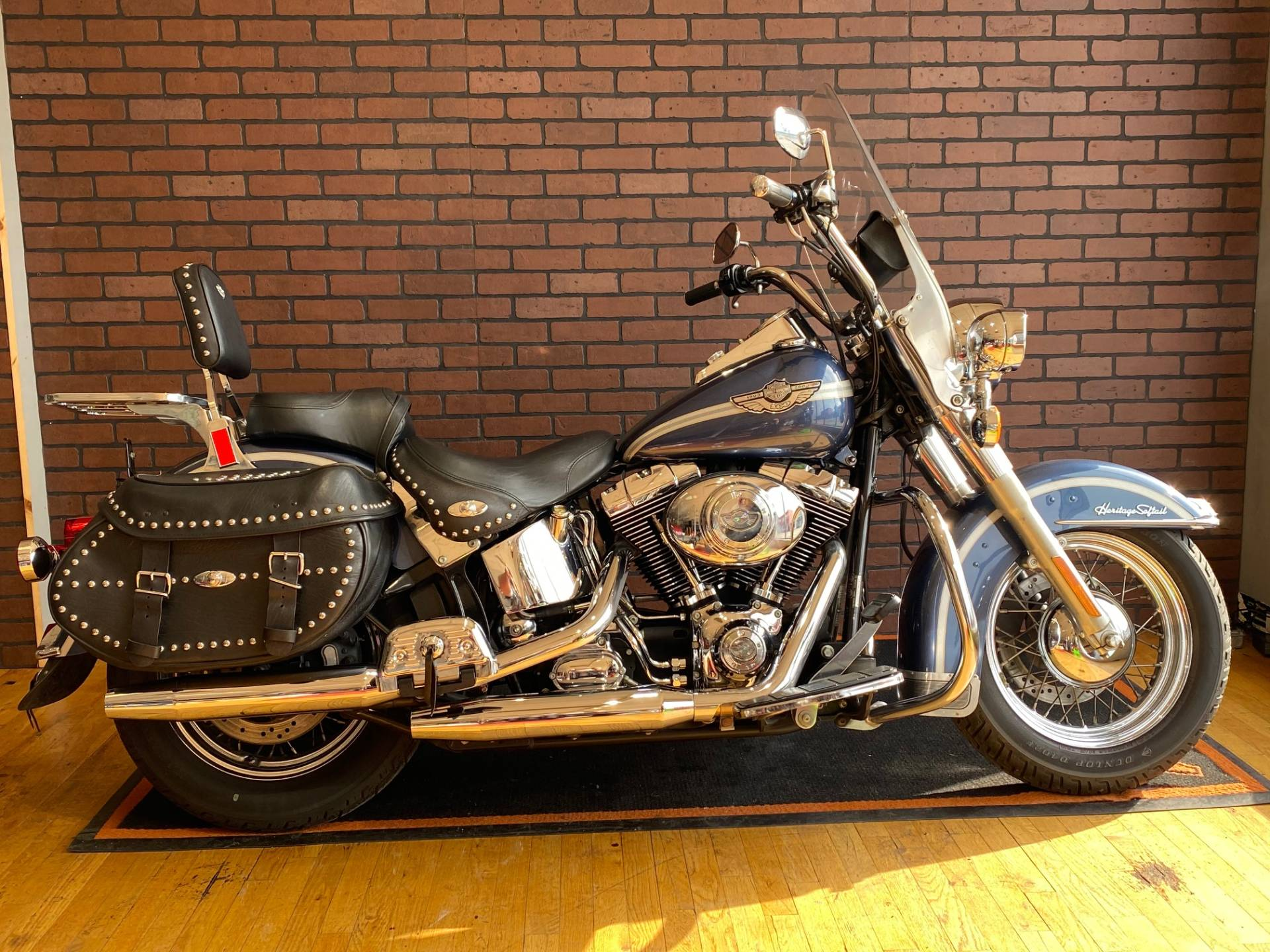 2003 Harley-Davidson FLSTC/FLSTCI Heritage Softail® Classic in South Charleston, West Virginia - Photo 1