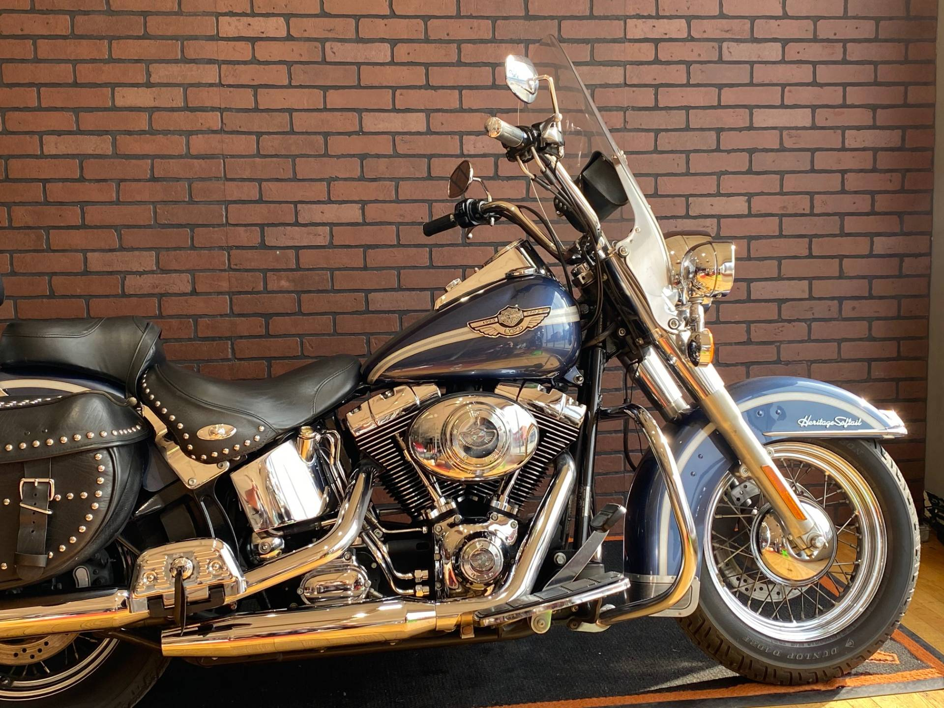 2003 Harley-Davidson FLSTC/FLSTCI Heritage Softail® Classic in South Charleston, West Virginia - Photo 2