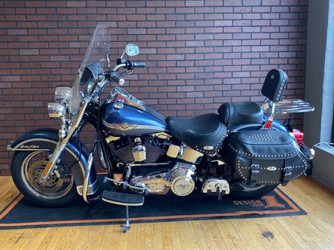 2003 Harley-Davidson FLSTC/FLSTCI Heritage Softail® Classic in South Charleston, West Virginia - Photo 4