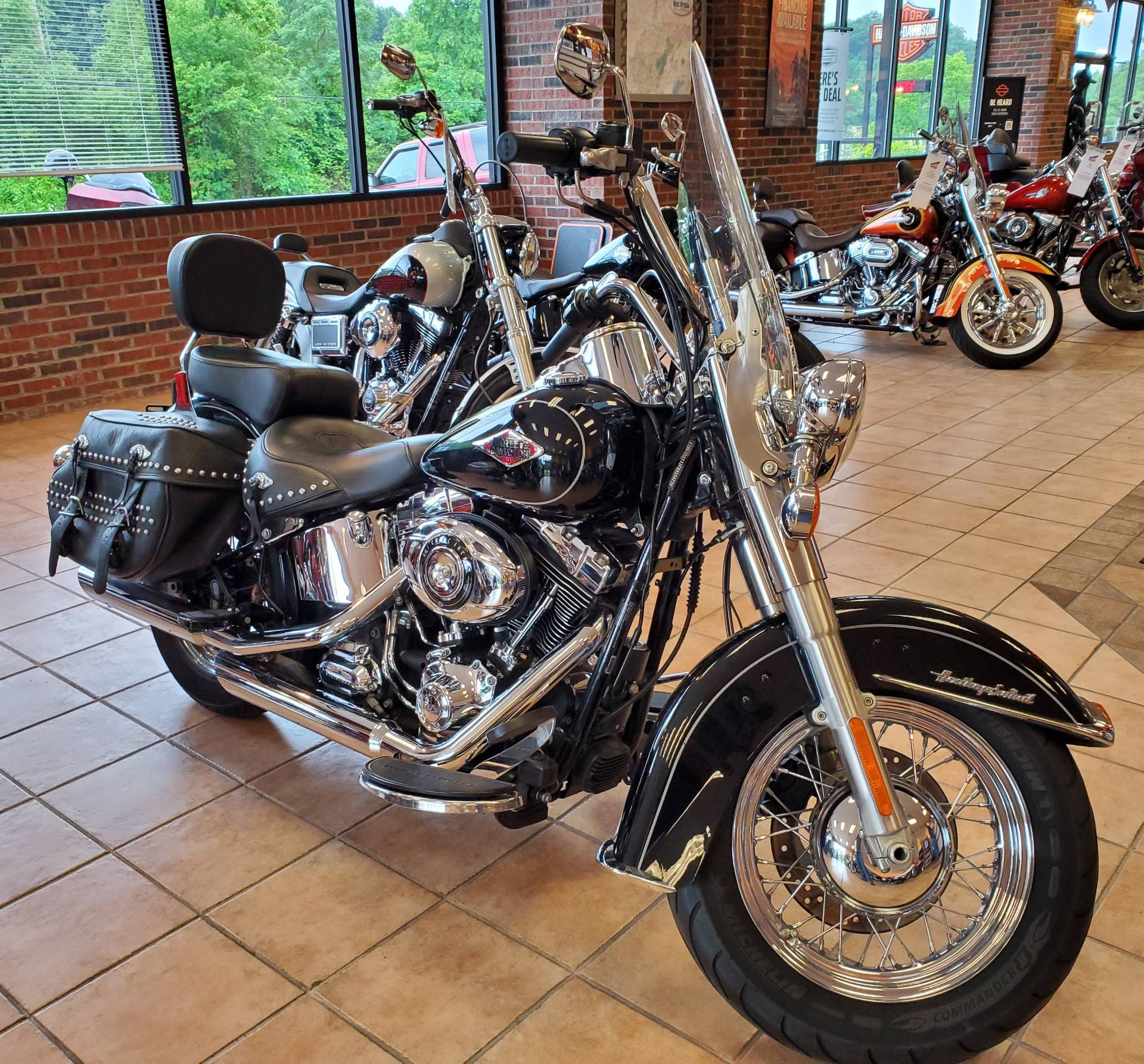 2014 Harley-Davidson Heritage Softail® Classic in Hico, West Virginia - Photo 1