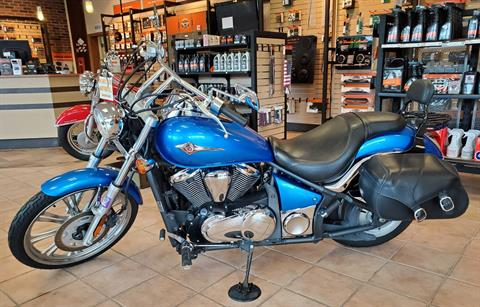 2010 Kawasaki Vulcan® 900 Custom in Hico, West Virginia - Photo 3