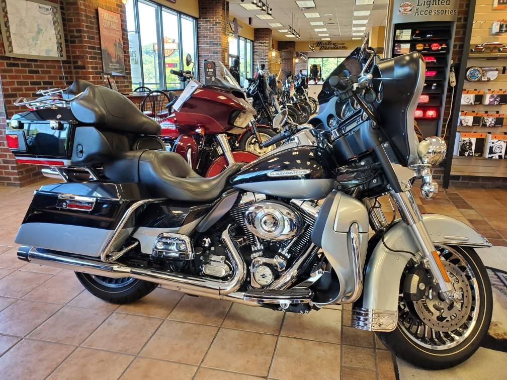 2012 Harley-Davidson Electra Glide® Ultra Limited in Hico, West Virginia - Photo 1