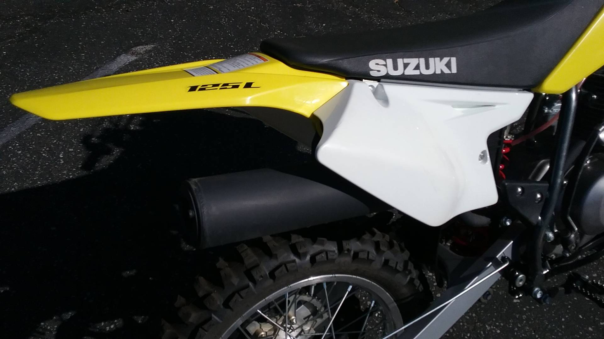 2019 Suzuki DR-Z125L in Grass Valley, California - Photo 10
