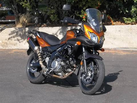 2012 Suzuki V-Strom 650 ABS in Grass Valley, California