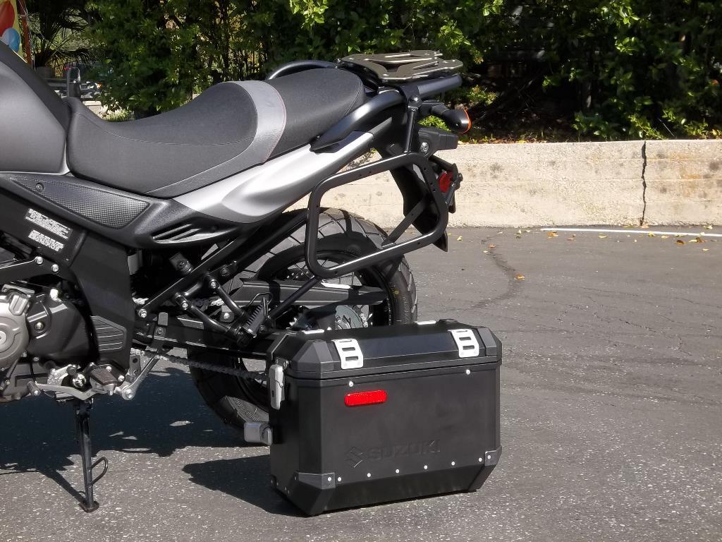 2015 Suzuki V-Strom 650 XT ABS in Grass Valley, California