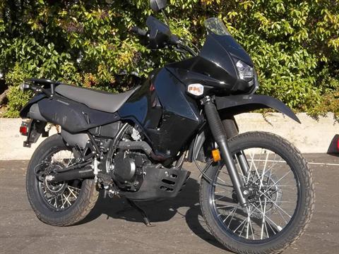 2013 Kawasaki KLR™650 in Grass Valley, California