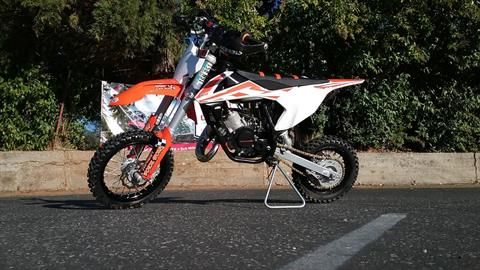 2017 KTM 50 SX in Grass Valley, California