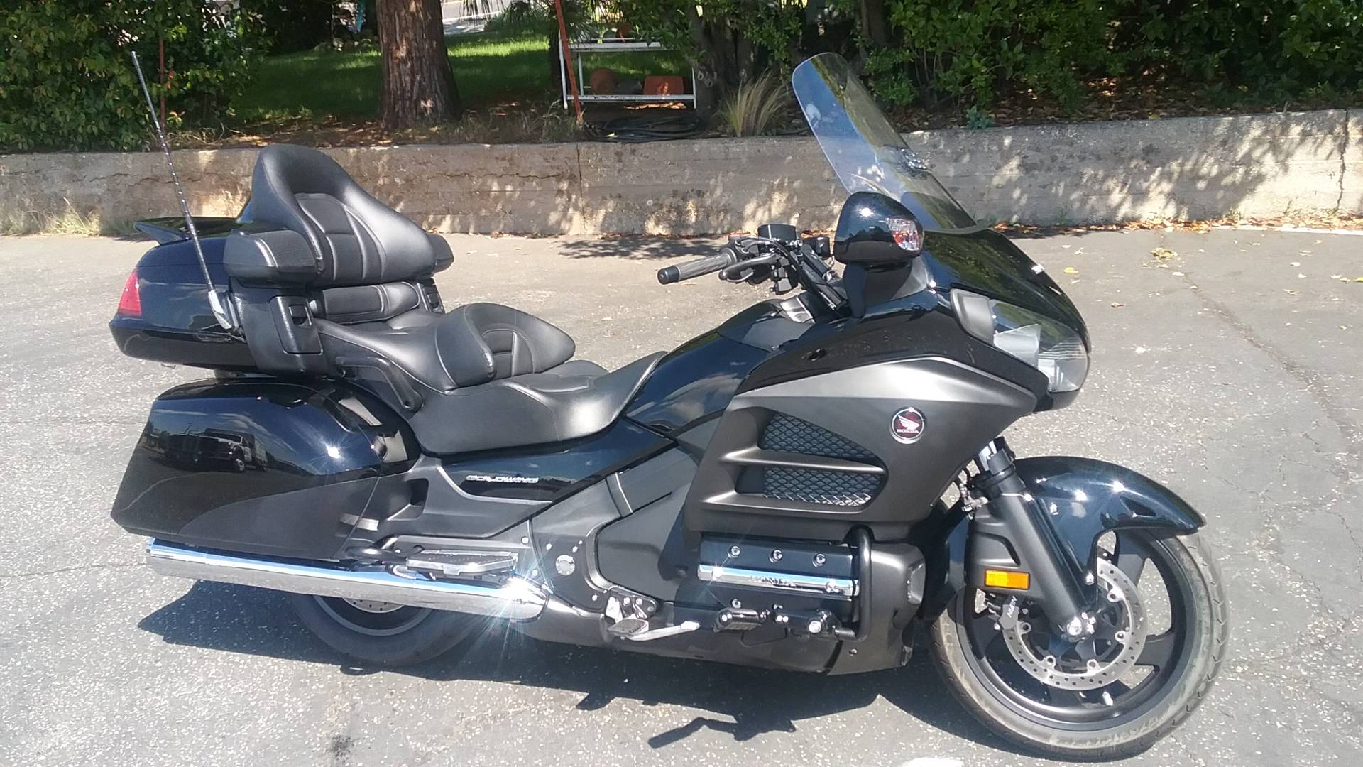 2014 Honda Gold Wing® Navi XM in Grass Valley, California