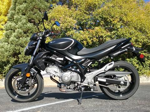 2013 Suzuki SFV650 in Grass Valley, California - Photo 1