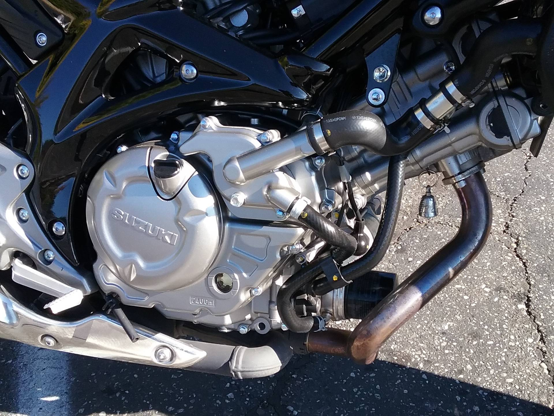 2013 Suzuki SFV650 in Grass Valley, California - Photo 13