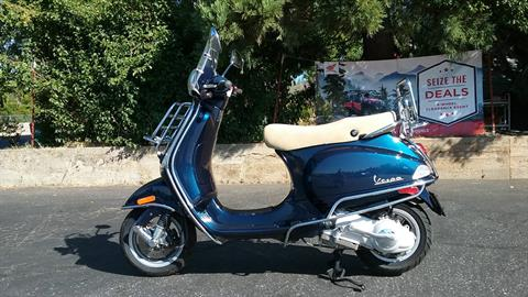 2007 Vespa LX 150 in Grass Valley, California