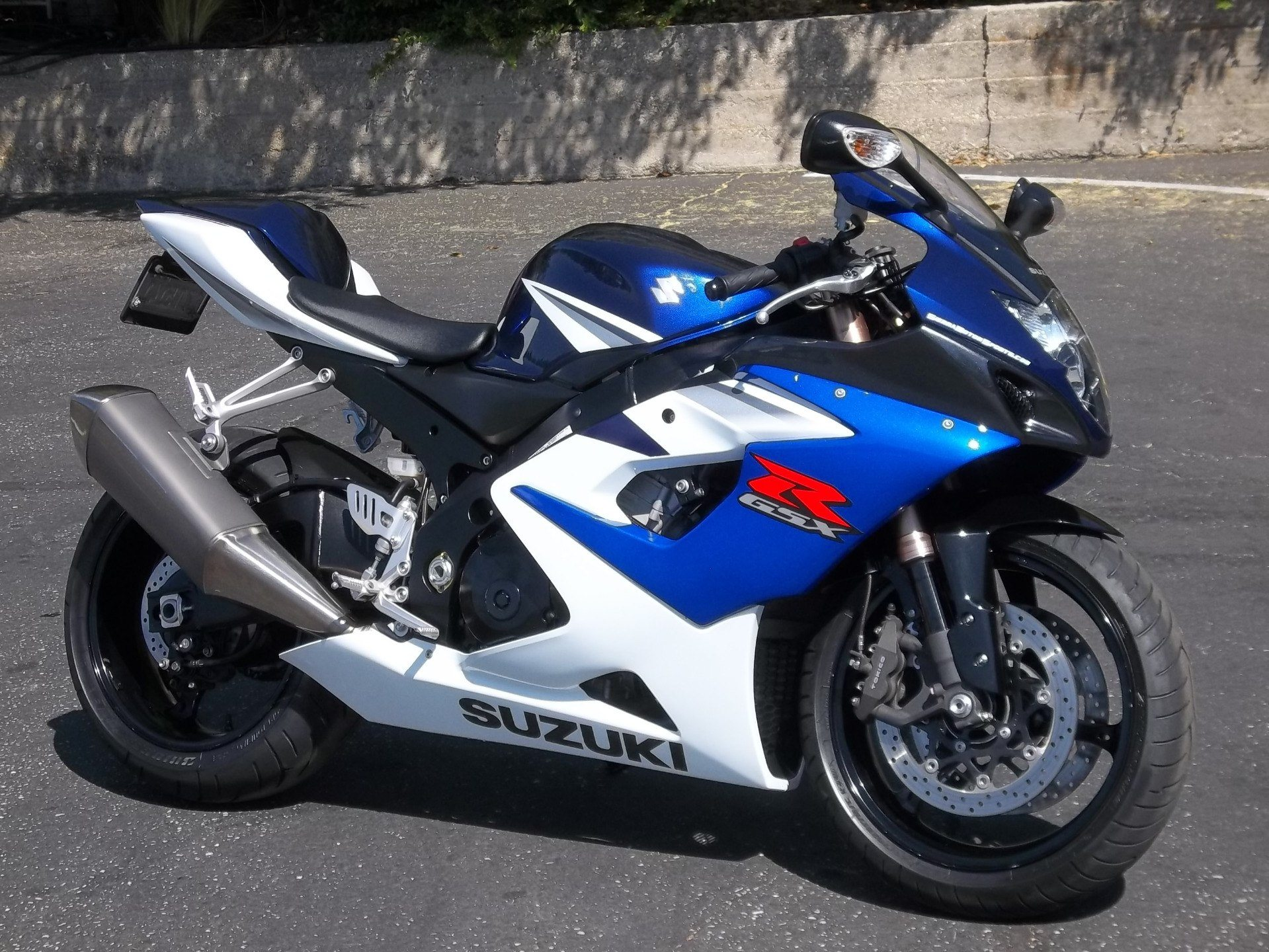 2005 Suzuki GSX-R1000 in Grass Valley, California