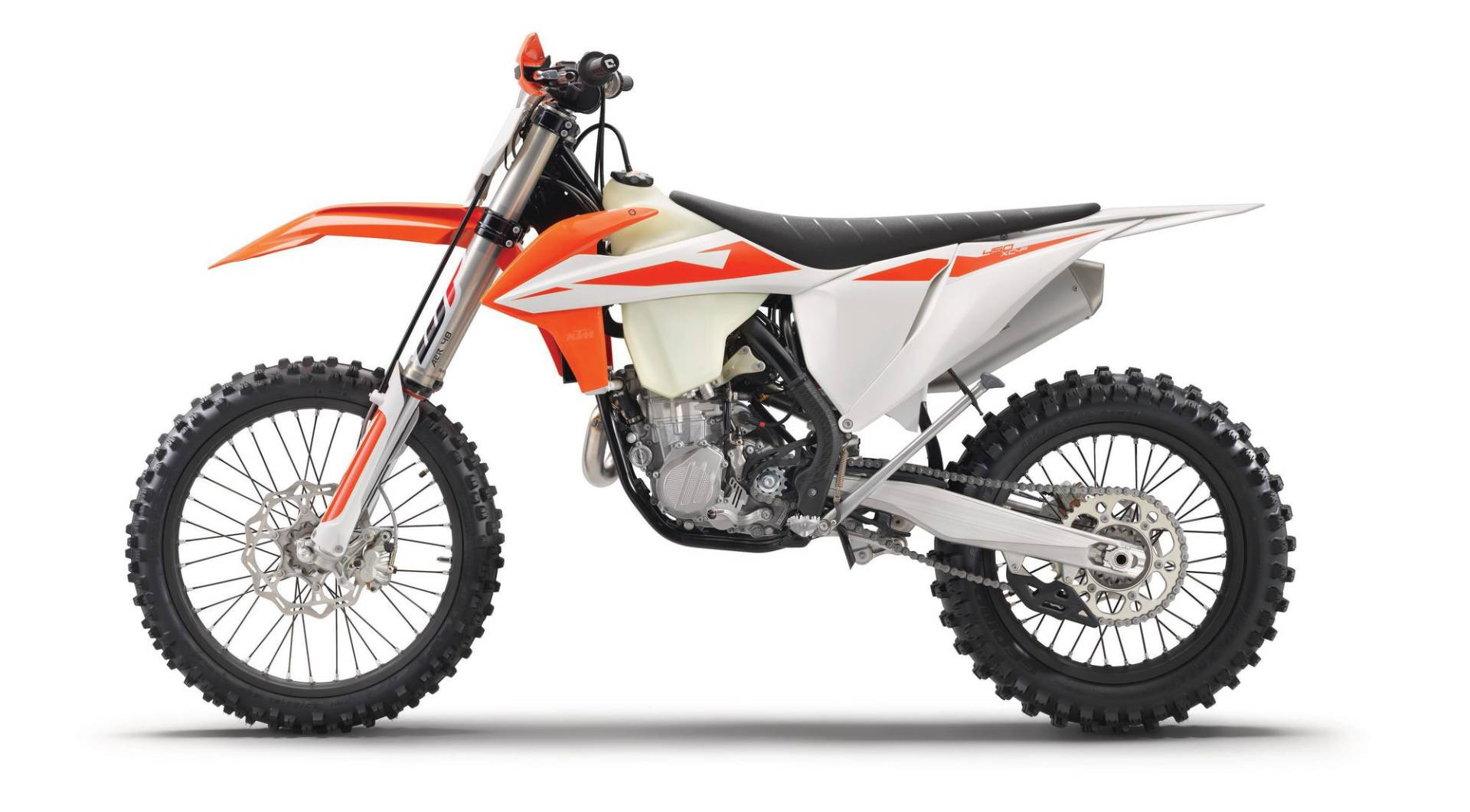2020 KTM 450XC-F in Grass Valley, California - Photo 1