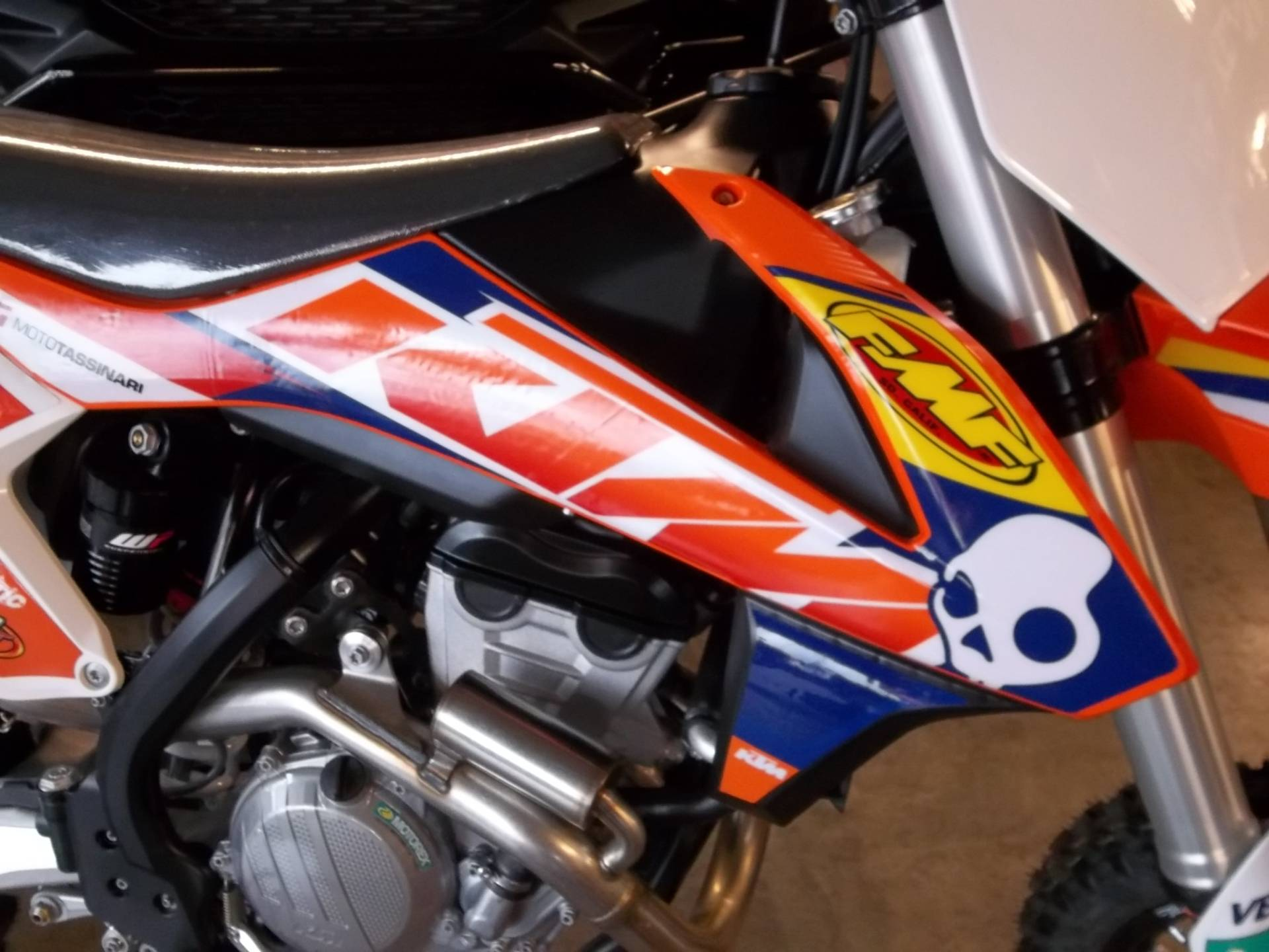 2016 KTM 250 SX-F in Grass Valley, California