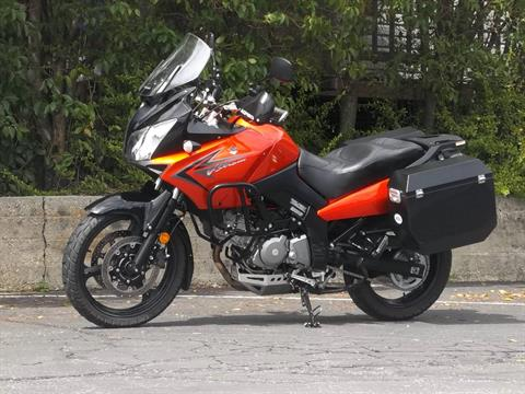 2009 Suzuki V-Strom 650 in Grass Valley, California