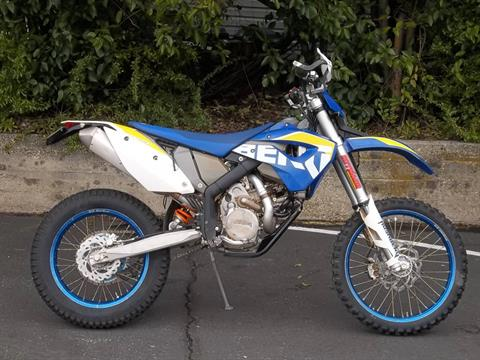 2009 Husaberg FE 450 in Grass Valley, California