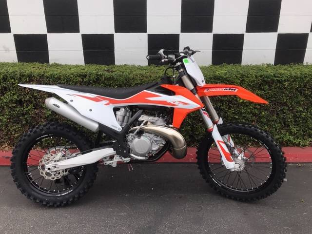 2020 KTM 250 SX in Costa Mesa, California - Photo 1