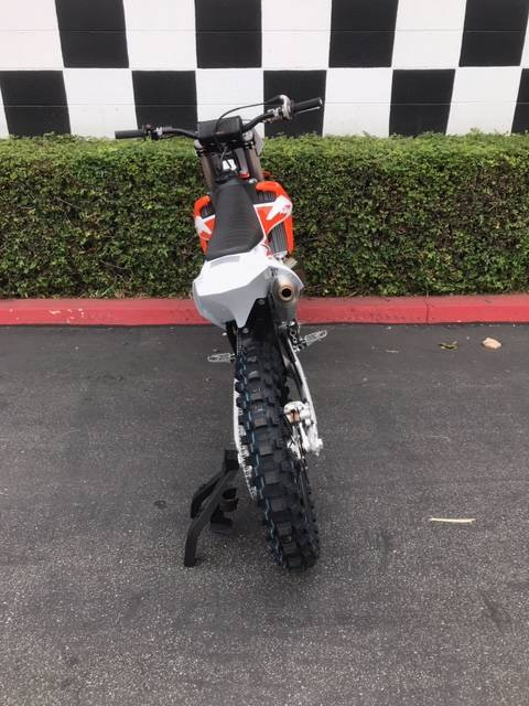 2020 KTM 250 SX in Costa Mesa, California - Photo 4