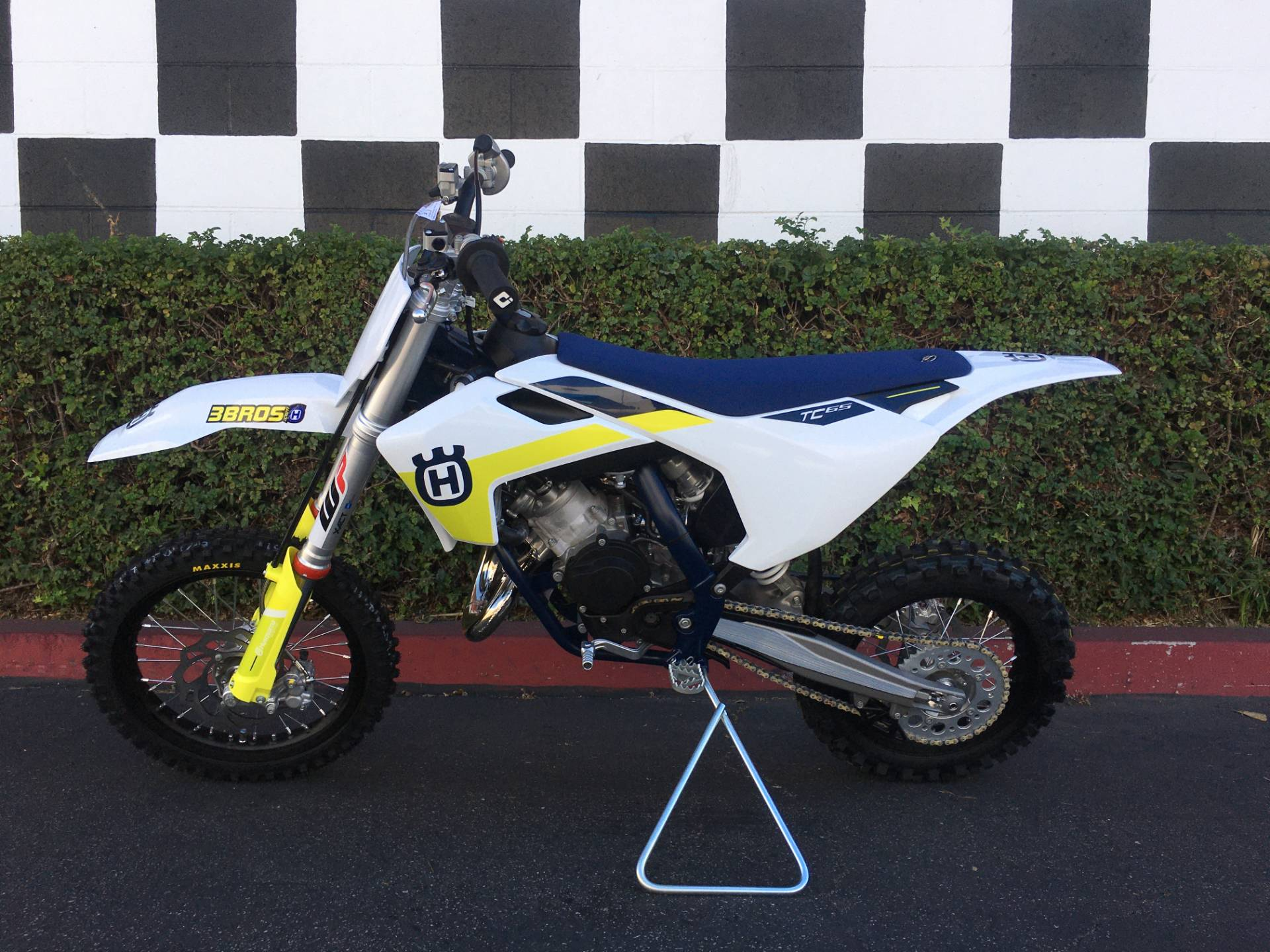 2021 Husqvarna TC 65 in Costa Mesa, California - Photo 2