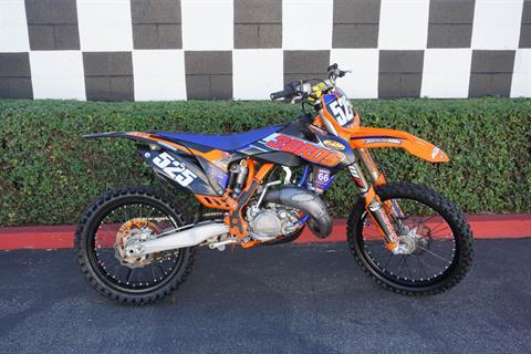 2013 KTM 125 SX in Costa Mesa, California