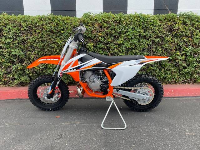 2021 KTM 50 SX Mini in Costa Mesa, California - Photo 2