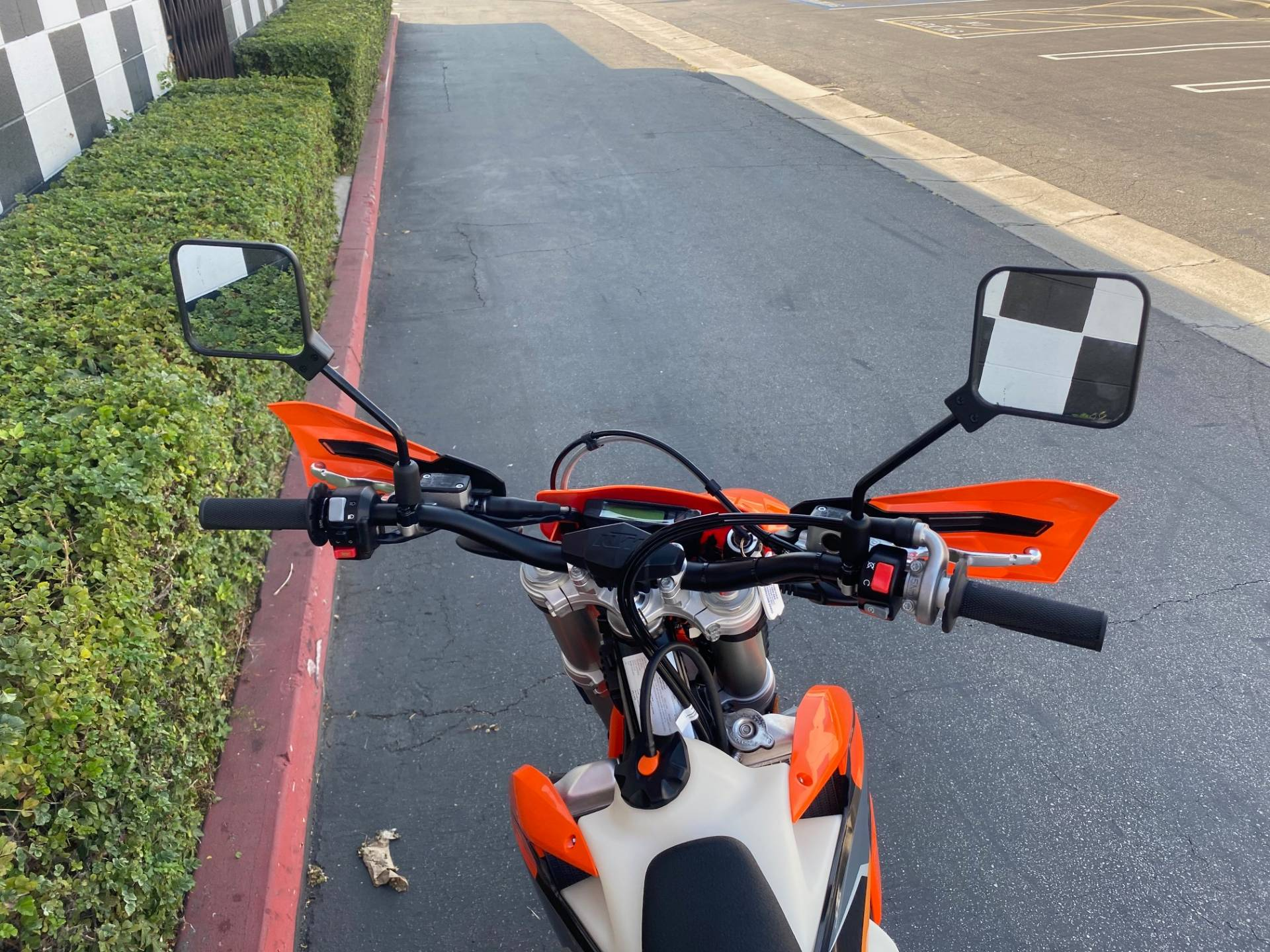 2021 KTM 350 EXC-F in Costa Mesa, California - Photo 8
