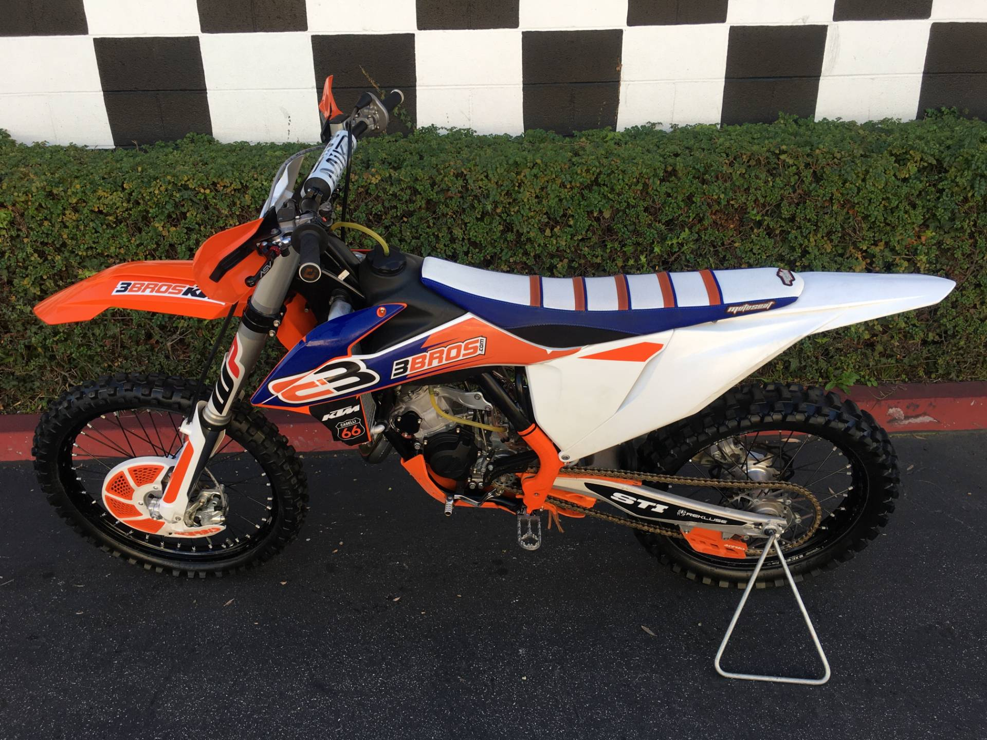 2019 KTM 150 SX in Costa Mesa, California - Photo 2