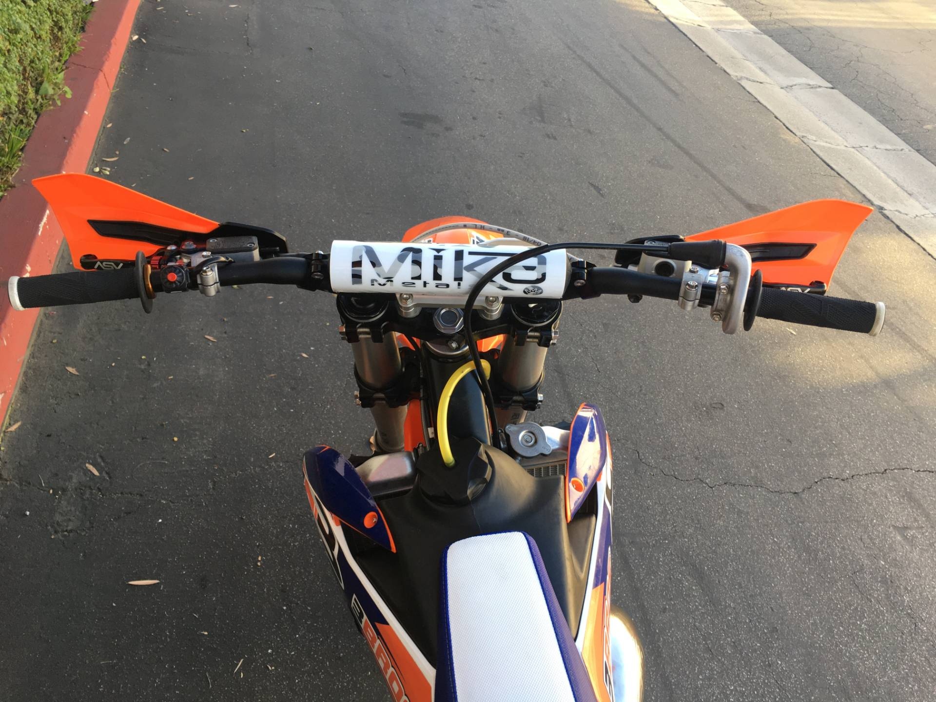 2019 KTM 150 SX in Costa Mesa, California - Photo 8
