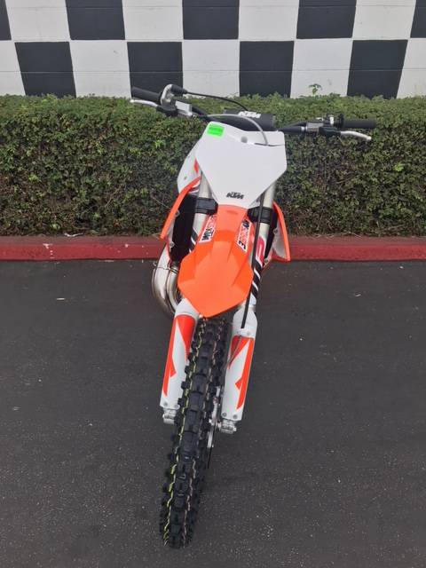 2019 KTM 150 SX in Costa Mesa, California