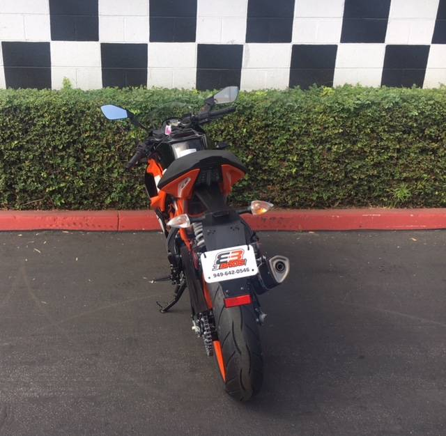 2017 KTM RC 390 in Costa Mesa, California - Photo 4