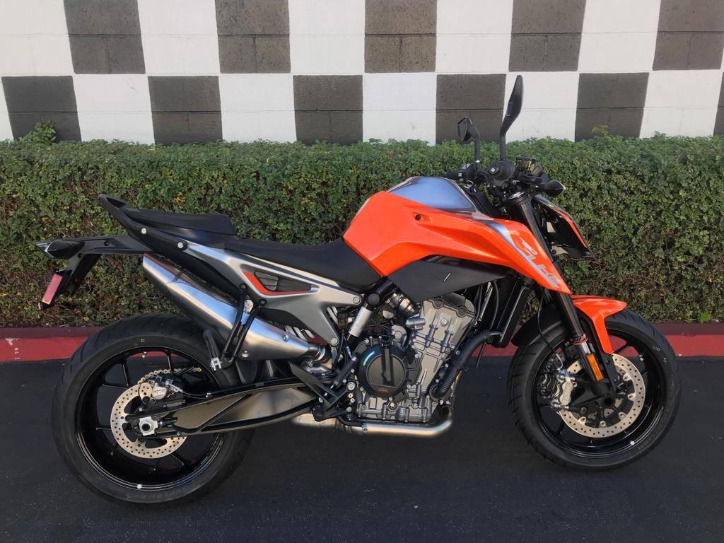 2019 KTM 790 Duke in Costa Mesa, California