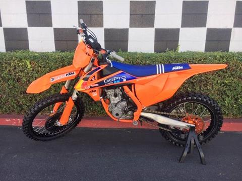 2016 KTM 250 SX-F Factory Edition in Costa Mesa, California - Photo 2