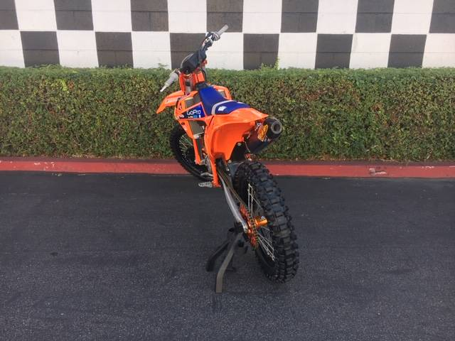 2016 KTM 250 SX-F Factory Edition in Costa Mesa, California - Photo 4