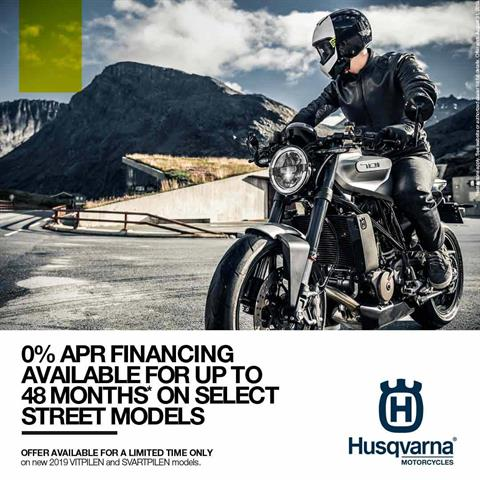 2019 Husqvarna Vitpilen 701 in Costa Mesa, California - Photo 8